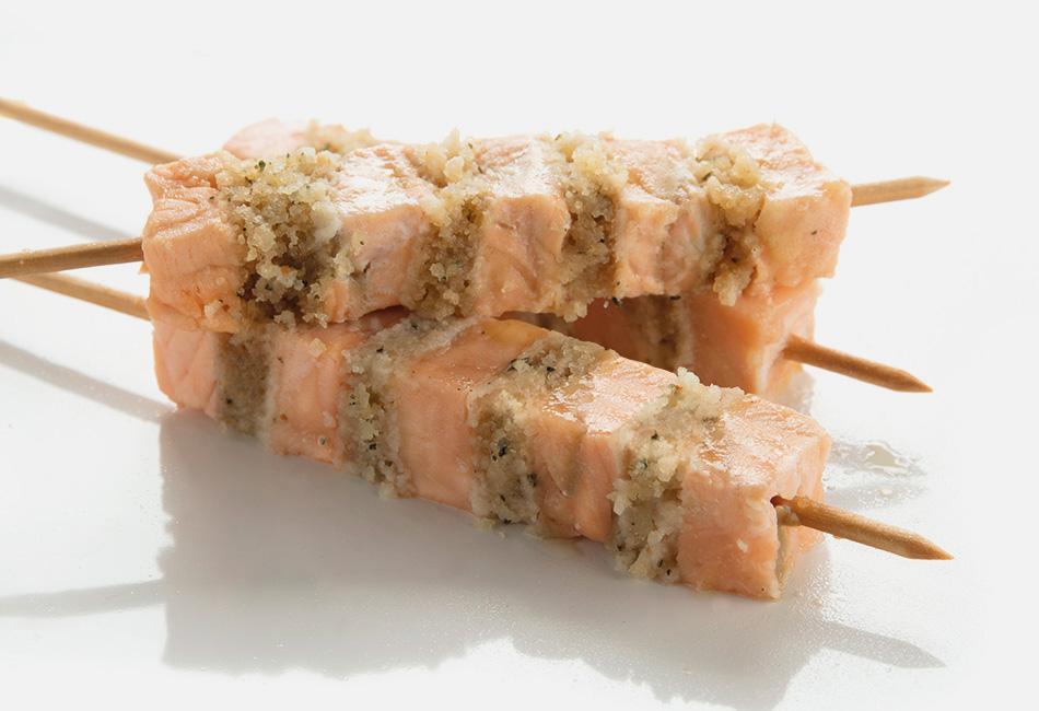 spiedoni salmone
