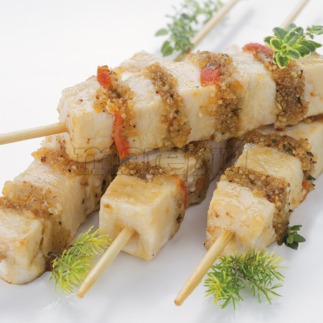Spiedini di pesce spada sashimi marepi buoni in tutti i for Spiedini di pesce gratinati
